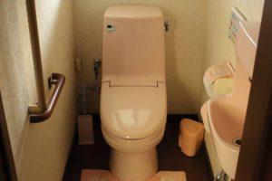 トイレのトラブル